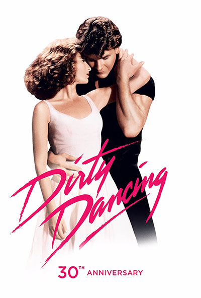 Dirty Dancing Event Poster